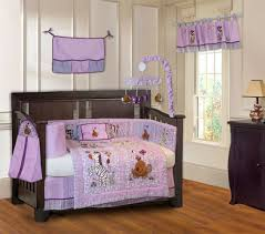 Bacati Crib Bedding by Amazon Com Jungle Animal 10 Piece Crib Bedding Set Baby