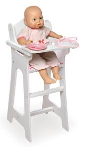18 Inch Pink//White Wooden Doll High Chair With Lift-Up Tray ... Doll High Chair 1 Ideas Woodworking Fniture Plans Wooden High Chair Plans Woodarchivist Hire Ldon Graco Cool Chairs Do It Yourself Home Projects From Ana White Bayer Dolls Highchair Pink And 2999 Gay Times Olivias Little World Baby Saint Germaine Lucie 39512 Kidstuff Wood Doll Welcome Sign Thoughts From The Crib Jamies Craft Room My 1st Years 27great Cditionitem 282c176 Look What