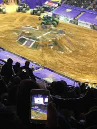 100 Monster Truck Show Charlotte Nc The Woman In Front Of Me At Jam Is Filming The Entire Show