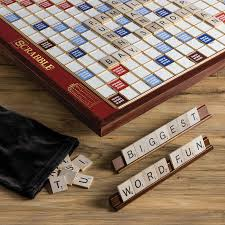 100 standard scrabble tile distribution business questions