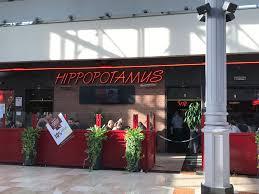 hippopotamus val d europe restaurant centre commercial val d