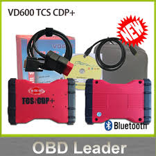 100 Pro Trucks Plus Wholsales VD600 New Red VD TCS CDP PRO For Cars And Trucks Obd2