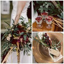 Rustic Romance A Luxe Winter Wedding Theme