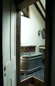 galvanized bathtub natural stone bath tubs natural stone bath