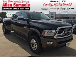 100 Dodge Longhorn Truck New 2018 RAM 3500 Laramie Crew Cab In Waco 18T50609