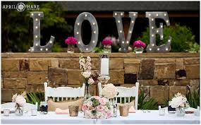 Head Wedding Table Rustic Decorating Ideas Decorations