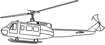 US Navy Seal Rescue Helicopters Coloring Pages Batch