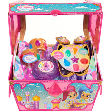 Christmas Tree Storage Container Walmart by Shimmer And Shine Dress Up Trunk Walmart Com