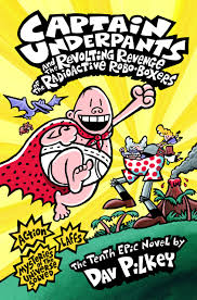 Captain Underpants Painted Pumpkin by Captainunderpants New Book Can Get Kids Into Reading Makobi Scribe