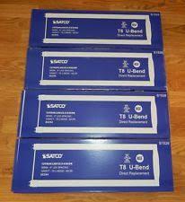 satco s6520 17 watt t8 fluorescent bulb 3000k medium bi pin base