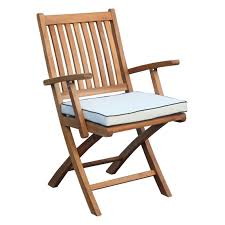 Chic Teak Santa Barbara Outdoor Folding Chair Cushion | EBay Most Comfortable Folding Chair Patio Fniture Swivel Chairs Cosco Products Vinyl Black Outdoor Fishing Camping Lweight Hiking Stool Seat Belize Midback Resin Ding Ett Distributors Chaise Lounge Cushions Stackable Lowes Chase Amazoncom Portable Padded Cushion Seat Epic Storage On With Additional Four Folding Chairs With Upholstered Cushions Suitable For Use In A All Things Cedar 2 Piece Hinged And Back Elite Fabric 181037 This Is A Broyhill Width Whosale Fold Away Office Beautiful Luxury