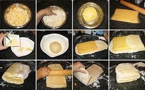 recette de la pâte feuilletée recette illustrée simple et facile