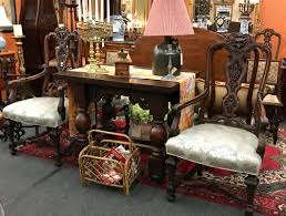 Van Briggle Lamp Value by Set Of Six Antique Portuguese Walnut Chairs 2995 Circa 1890 2995