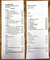 The Dining Room Jonesborough Menu by Where To Camp In Jonesborough Tn Riverpark Campground Review