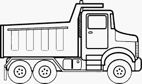 100 Truck Coloring Sheets 28 Printable Pages Download