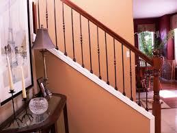 The Type And The Composition Of Stair Spindles - HOUSE EXTERIOR ... How To Calculate Spindle Spacing Install Handrail And Stair Spindles Renovation Ep 4 Removeable Hand Railing For Stairs Second Floor Moving The Deck Barn To Metal Related Image 2nd Floor Railing System Pinterest Iron Deckscom Balusters Baby Gate Banister Model Staircase Bottom Of Best 25 Balusters Ideas On Railings Decks Indoor Stair Interior Height Amazoncom Kidkusion Kid Safe Guard Childrens Home Wood Rail With Detail Metal Spindles For The