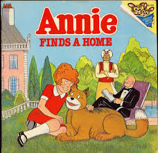 100 Leonard Ehrlich ANNIE FINDS A HOME By Amy Illustrated By