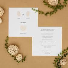 Einladungskarte Klappkarte DINlang Hochformat Blumenkreis