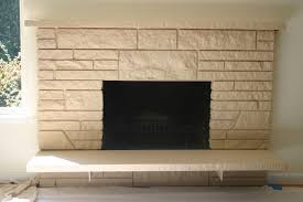 Food Wine and Home How to Update an Ugly Fireplace on a Bud