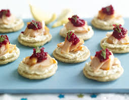 baked canapes 10 canapes in 10 minutes