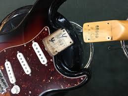 2012 Fender John Mayer Signature Stratocaster