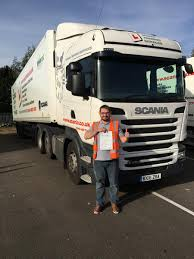100 Truck Licence Scania UK On Twitter A Huge Congratulations To Matthew And Marcin