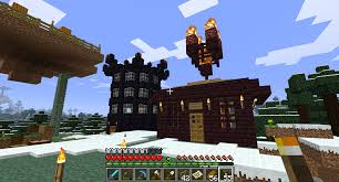 Minecraft Pumpkin Farm Tower by Obsidian Tower Screenshots Show Your Creation Minecraft