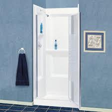 Mustee Mop Sink 24 X 36 by E L Mustee U0026 Sons 736 Durawall Fiberglass Shower Walls For