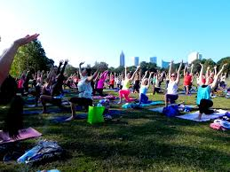 Piedmont Park Parking Garage Address by Yoga Lady Gaga U003d Yogaga Piedmont Park Life With Lampnsofa