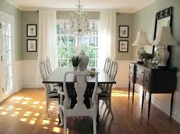 Paint Colors For Dining Room Wall Ideas With Well Dinning Amusing