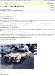 100 Craigslist Illinois Cars And Trucks By Owner Project Car Hell LuxoBling Edition Stutz Blackhawk Or Zimmer