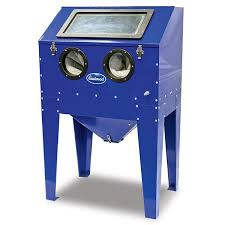 970 Skat Blast Cabinet by How Does An Abrasive Blast Cabinet Work Centerfordemocracy Org