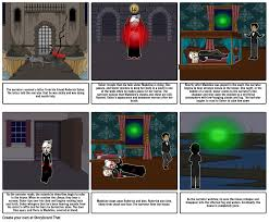 English Storyboard By 16d9ff41