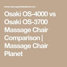 Osaki Massage Chair Os 4000 by 42 Best Massage Chair Planet Pages Images On Pinterest Planets