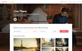 Airbnb Rolls Out A New Homepage, Focused On... | All About Airbnb 5 Awesome Home Page Design Layouts You Can Copy Today Elegant Playful Web For Chris Wu By Fielding Ideas Image Gallery Website Homepage Blog Homepage Niravjoshi On Deviantart Best 25 Design Ideas Pinterest Website Intranet Examples From Cnections The Html Editor Your Best Friend Coffeecup Software Good Of 15 Brilliant Designer Photos Decorating Photo Collection Nature And