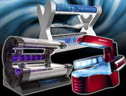 Velocity Tanning Bed by Sun Beds