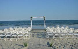 Myrtle Beach Wedding Decorations