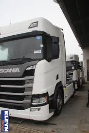 100 Scania Trucks New Generation S Are Coming In Right Now Kleyn Is The