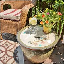 15 Cool Patio Side Table Designs for Your Home
