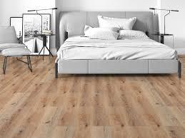 vinylboden eiche braun rustikal breitdiele holzoptik landhausdiele