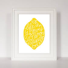When Life Gives You Lemons Make Limoncello Bar Decor Lemon