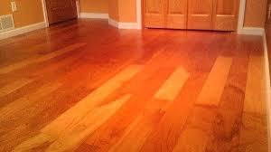 Perfect Hardwood American Cherry Flooring Light Engineered Floating Wood Uk Intended Y