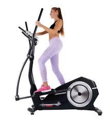 miweba sports crosstrainer mc400 app 27 kg schwungmasse magnetbremse pulsmessung