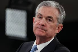 Fed Chair Suggests Bitcoin Is Gold's Biggest Competition Powell High Back Accent Chair Home Art Decoration Design Highback Office Comfort The Who Is Jerome Trumps Pick For The Nations Most Chairman Of Federal Reserve Described Central Bank As Insulated From Political Psuscreditshawn Thewepa Via Shutterstock White Conference Room Chairs Shop Online At Overstock Amazoncom Carina Kitchen Ding Homestretch Explorer Casual Power And A Half Recliner Chrome 30 Nora Big Tall Scroll Barstool Metalblack Trump Suggests He Might Remove H Has Cordial Meeting With Fed After Suggests Bitcoin Is Golds Biggest Competion