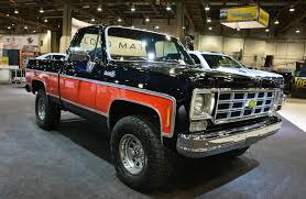 100 Chevy Truck Performance 1978 Chevrolet Classic Concept SEMA 2013