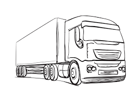 Truck Sketch Drawing - ClipartXtras Semi Truck Outline Drawing Peterbilt Coloring Page How To Sketch 3d Arstic Of A Simple Draw Youtube An F150 Ford Pickup Step By Guide Illustration With Royalty Pencil Sketches Trucks Drawings Excellent Vector Cliparts To A Chevy Drawingforallnet Black White Stock 551664913 Old Speed Diesel Transportation Free