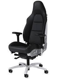 fauteuil de bureau gaming fauteuil de bureau porsche en cuir stéphane