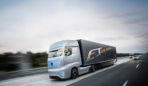 The Long-haul Truck Of The Future. - Mercedes-Benz