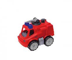 BIG-Power-Worker-Mini Fire Truck - Play Vehicles - Outdoor - Shop.big.de