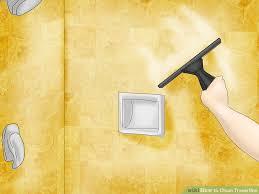 3 ways to clean travertine wikihow